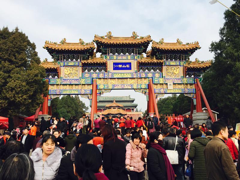 千年中岳庙会过半,游客接待超10万