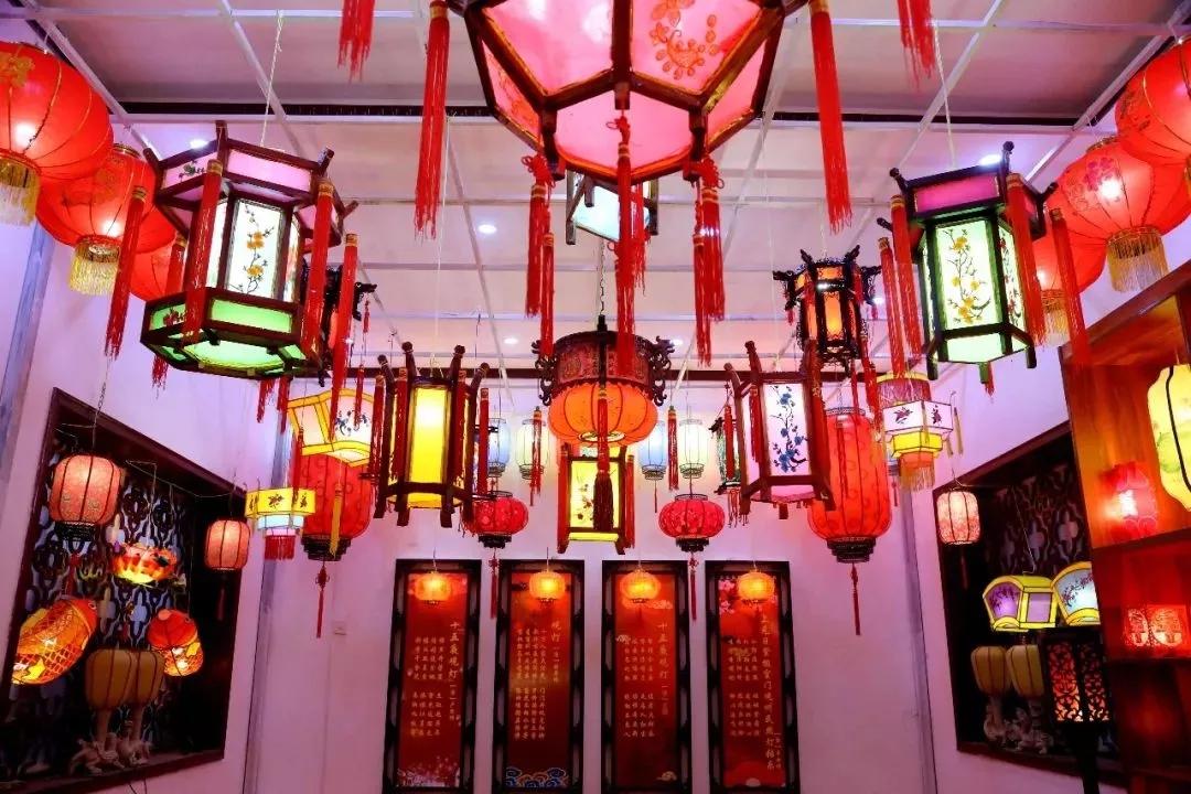 这个国际灯笼节,到底有多美?!CCTV-1【新闻联播】都播放了!
