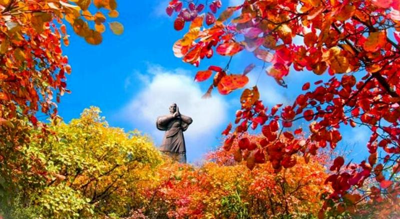 2018全国徒步大会嵩山站暨第十二届中国•郑州国际少林武术节登山大会将于10月21日盛大举办